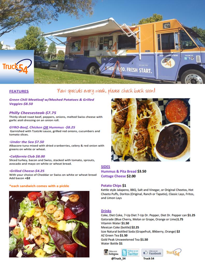 Food Trucks Tucson